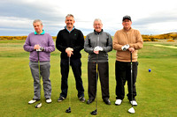 20120401- Royal Montrose Golf Captain vs Vice Captain