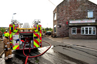 20120919- Redhall Arms Hotel fire 001