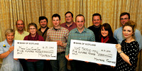 20130114- Montrose Farmers Ball cheques 001