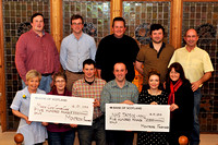 20130114- Montrose Farmers Ball cheques 002
