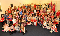 20130301- Borrowfield Red Nose Disco 002