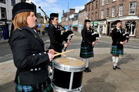 20130330- Forfar Pipe Band 010