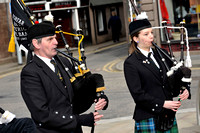 20130330- Forfar Pipe Band 016