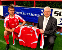 20100803- Brechin City F.C. Cancer Research UK Shirts 03