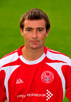 20100803- Brechin City F.C. player Barry Smith 01
