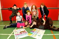20140207- UNICEF Day For Change @ St Cyrus