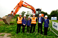 21140702- Brechin Community Campus sod cutting 013