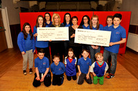 20140401- Brechin Swimmers cheques