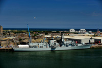 21140701- HMS Montrose berthed at Montrose 002