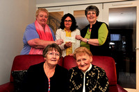 20120410- Coffee morning cheques