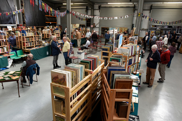 20150808- Glamis Book Fair 001