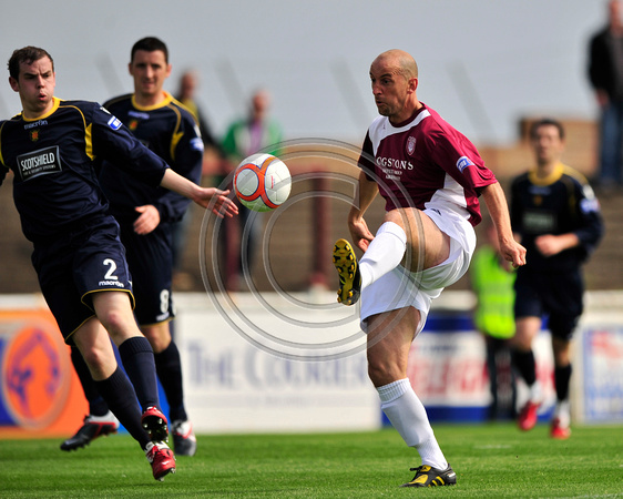 20110806- Arbroath FC vs Albion Rovers FC 002