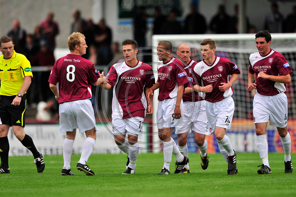 20110806- Arbroath FC vs Albion Rovers FC 026