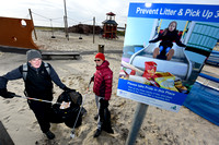 20150202- Litter Prevention at West Links 003