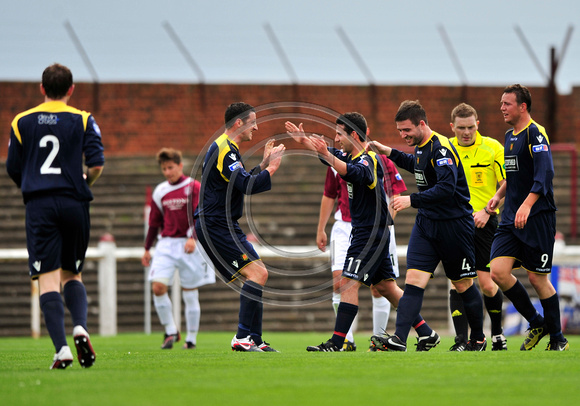 20110806- Arbroath FC vs Albion Rovers FC 012