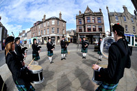 20130330- Forfar Pipe Band 005