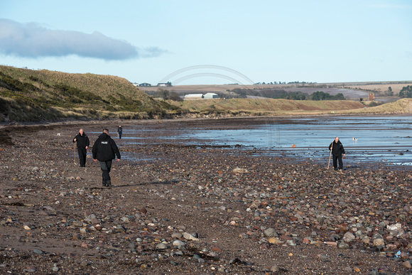 20160114- Lunan Bay Human Remains Found 002